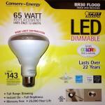 65W BR30 Lamp
