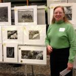 Susan & her print