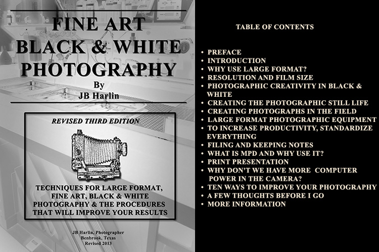 Your detailed guide for improving your black white film exposure and developing technique a step by step guide for developing the skills needed for the