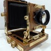 ZONE VI WALNUT 4X5 W/LENS *UPDATED*
