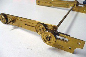 WISNER 4x5 REAR RISE/TILT MECHANISM