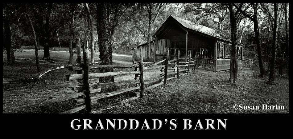 GRANDDAD'S BARN