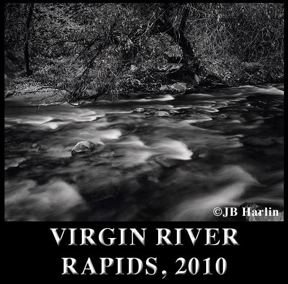 VIRGIN RIVER RAPIDS, 2010